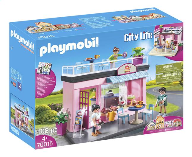 Image pour PLAYMOBIL City Life 70015 Salon de thé à partir de DreamLand