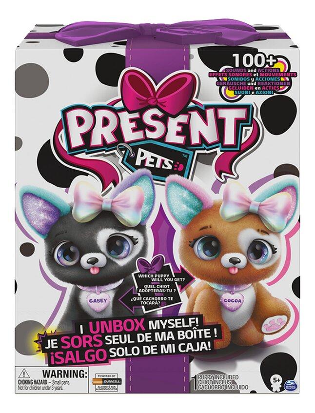 Interactieve knuffel Present Pets Classic Pups