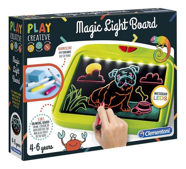 Afbeelding van Clementoni Magic Light Board from DreamLand
