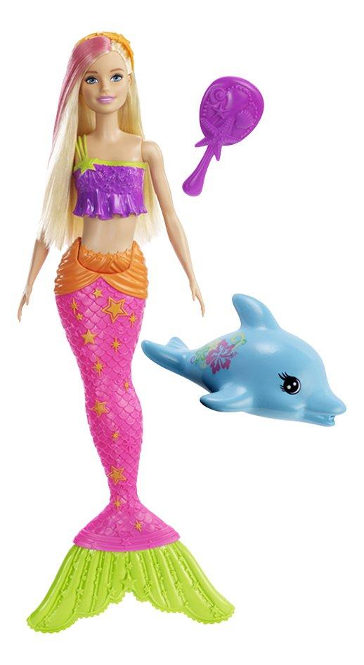 Barbie mannequinpop zeemeermin Barbie
