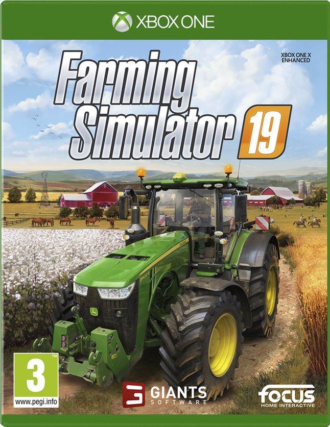 Image pour XBOX One Farming Simulator 19 ANG/FR à partir de DreamLand
