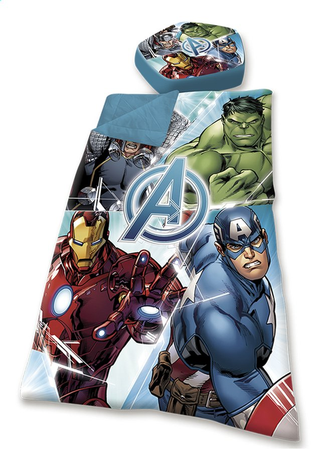Afbeelding van Kinderslaapzak Avengers from DreamLand
