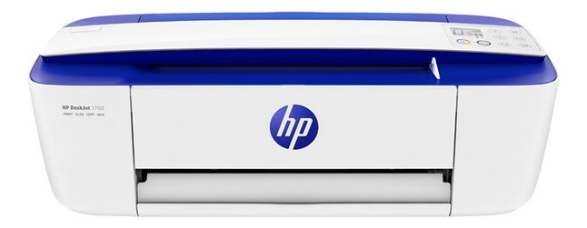 Afbeelding van HP printer All-In-One DeskJet 3760 from DreamLand