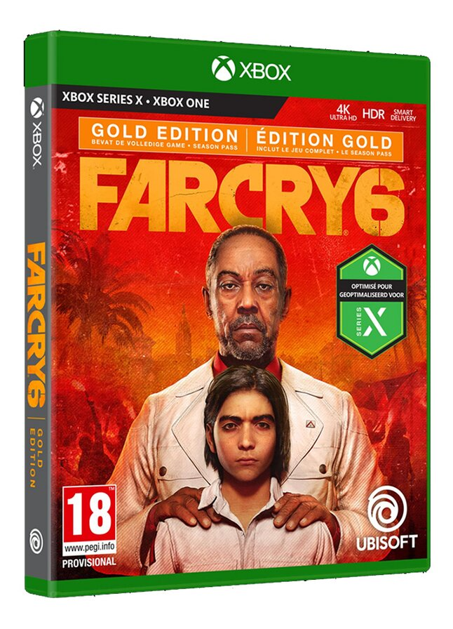 Xbox Far Cry 6 Gold Edition ENG/FR