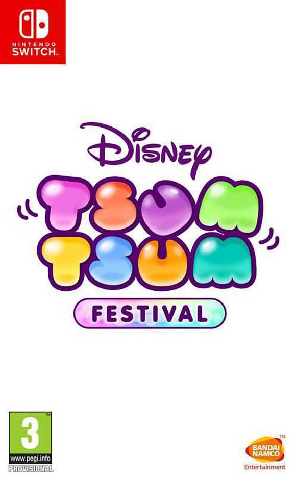 Afbeelding van Nintendo Switch Disney Tsum Tsum Festival ENG from DreamLand