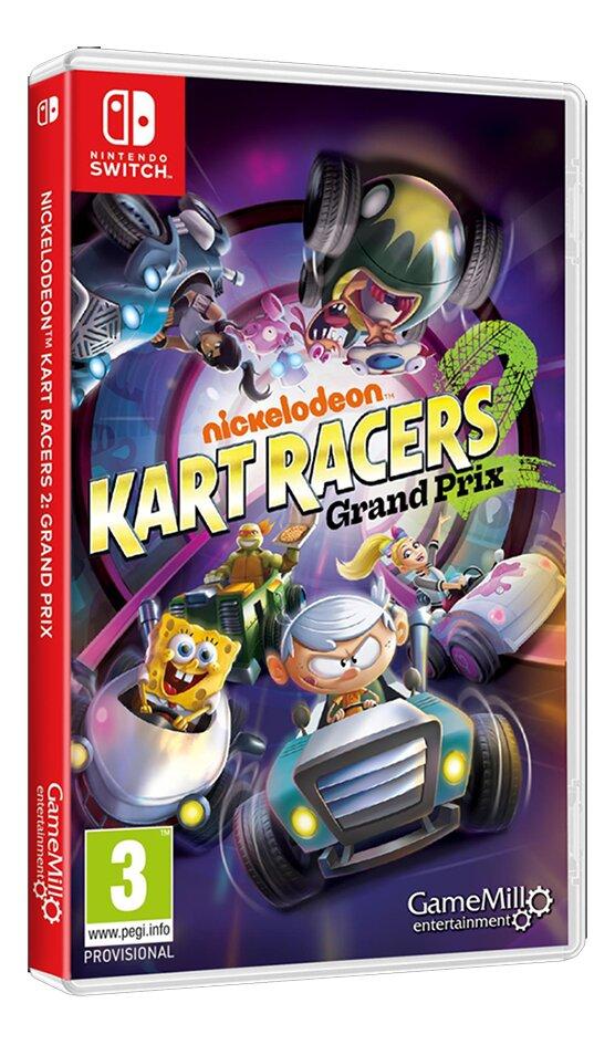 Nintendo Switch Nickelodeon Kart Racers 2: Grand Prix ENG/FR