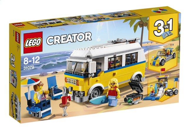 Afbeelding van LEGO Creator 3-in-1 31079 Zonnig surferbusje from DreamLand