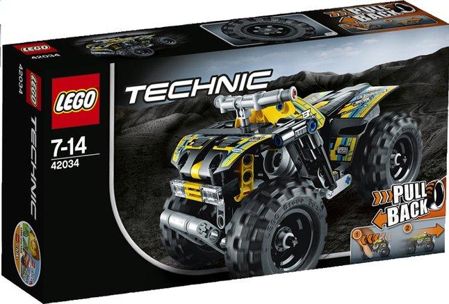 Afbeelding van LEGO Technic 42034 Quad motor from DreamLand