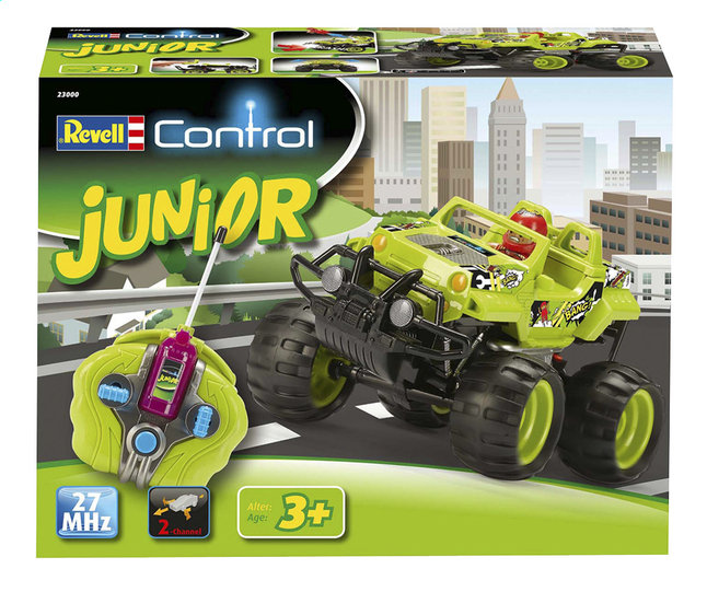 Image pour Revell voiture RC Junior Crash Car à partir de DreamLand
