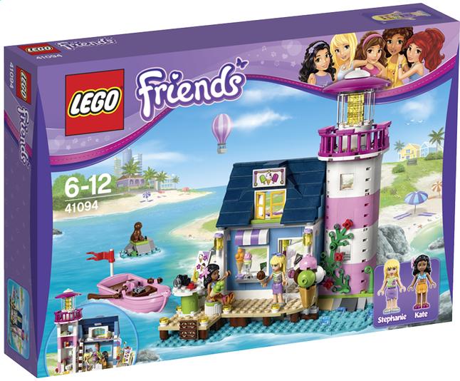 Image pour LEGO Friends 41094 Le phare de Heartlake City à partir de DreamLand