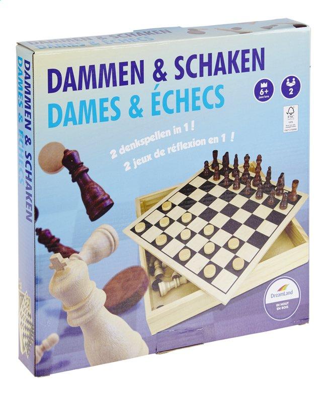 Afbeelding van DreamLand dammen & schaken from DreamLand