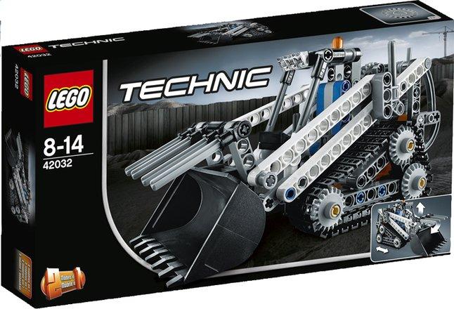 Afbeelding van LEGO Technic 42032 Compacte graafmachine met rupsbanden from DreamLand
