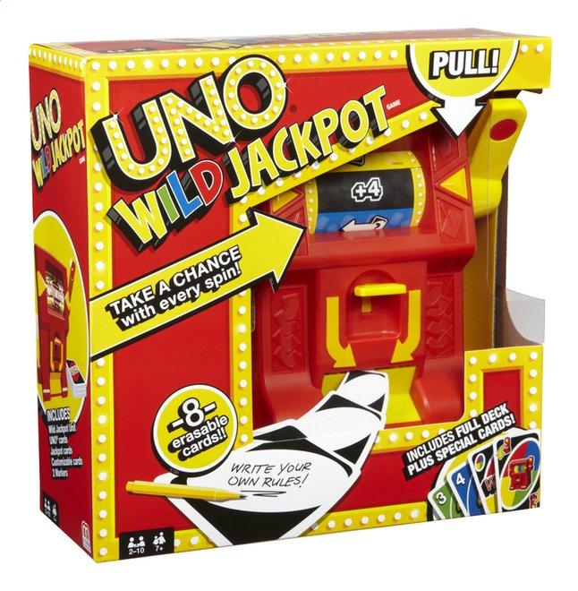 Afbeelding van Uno Wild Jackpot from DreamLand