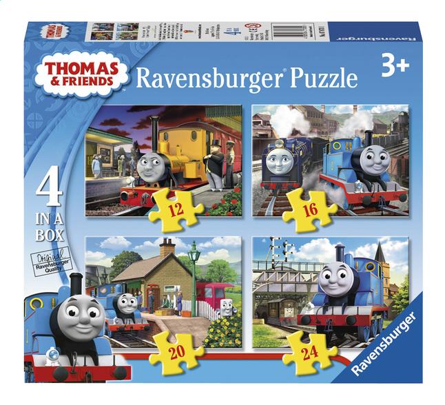 Afbeelding van Ravensburger puzzel 4-in-1 Thomas & Friends from DreamLand