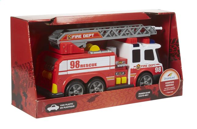 Image pour DreamLand camion de pompier à partir de DreamLand
