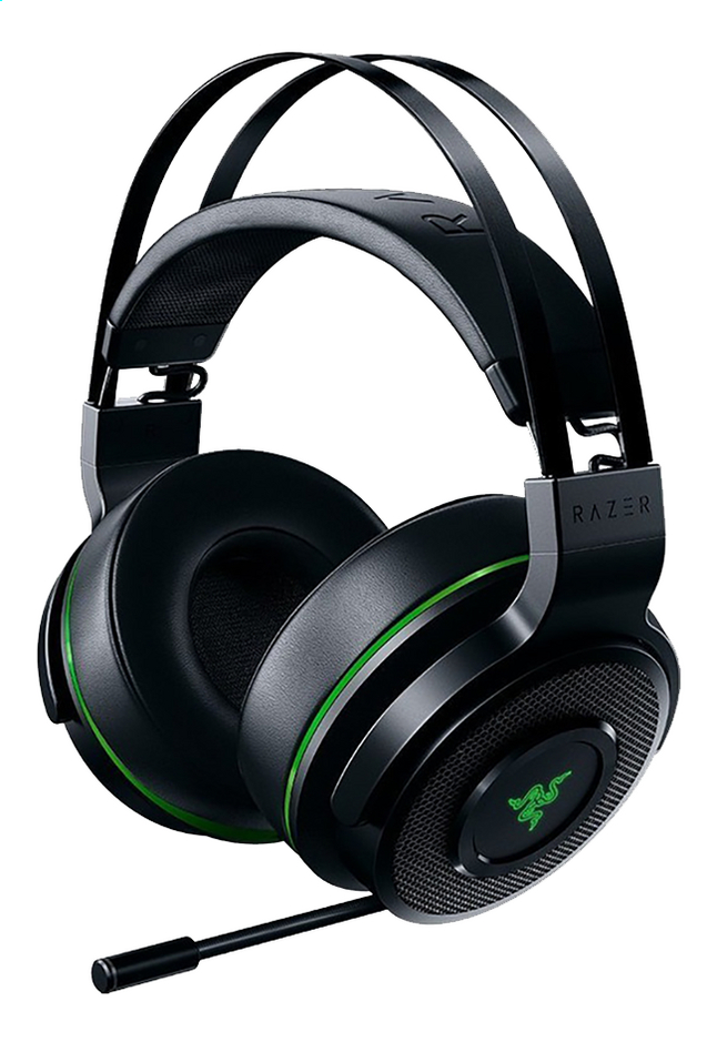 Afbeelding van Razer Headset Xbox One Thresher 7.1 Wireless zwart from DreamLand