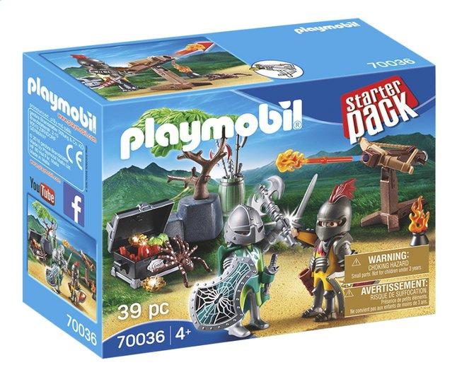 Image pour PLAYMOBIL 70036 StarterPack Duel de Chevaliers à partir de DreamLand