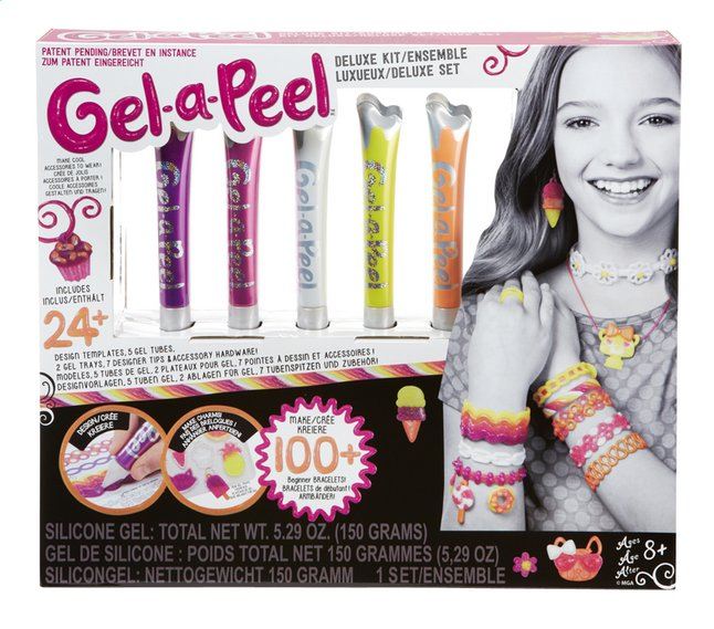 Afbeelding van Gel-a-Peel Deluxe kit from DreamLand