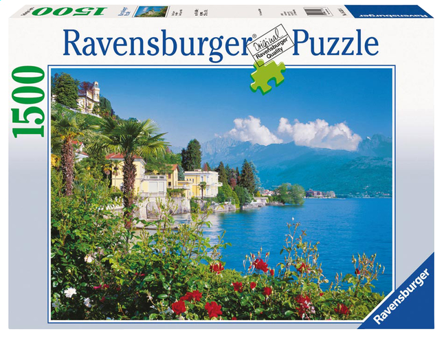 Afbeelding van Ravensburger puzzel Lago Maggiore from DreamLand