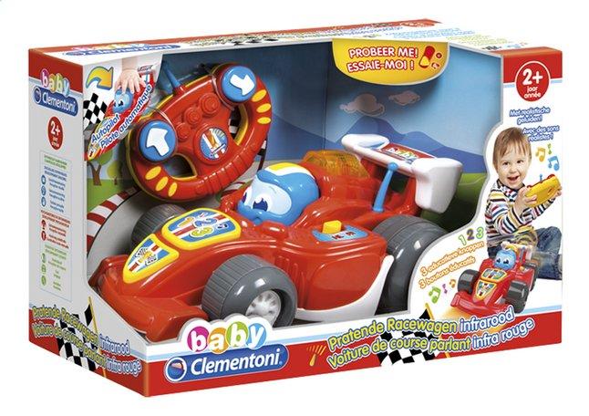 Image pour Clementoni Voiture de course parlante infrarouge à partir de DreamLand