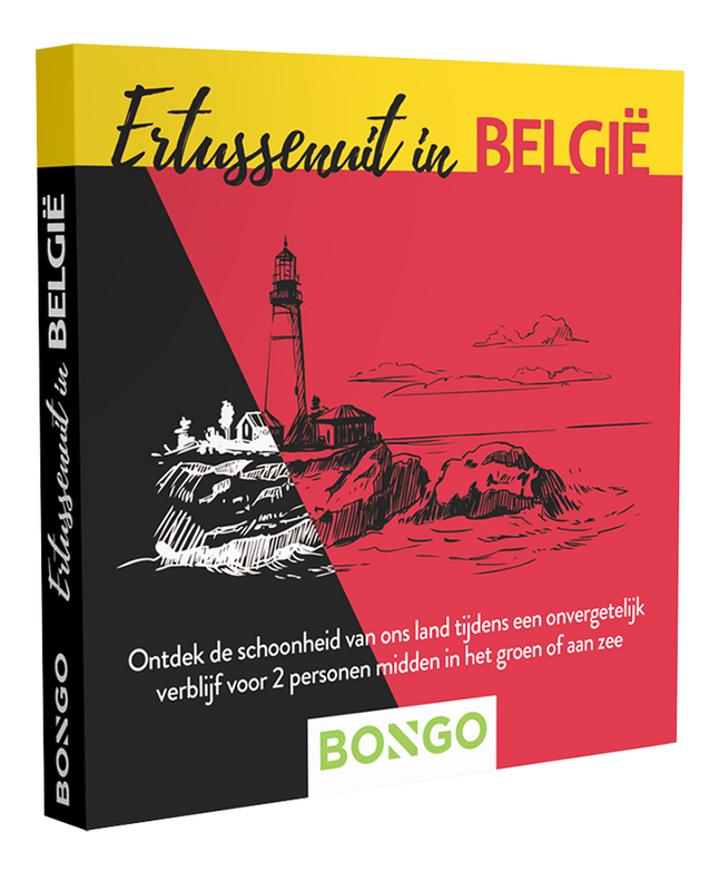 Bongo cadeaubon Ertussenuit in België