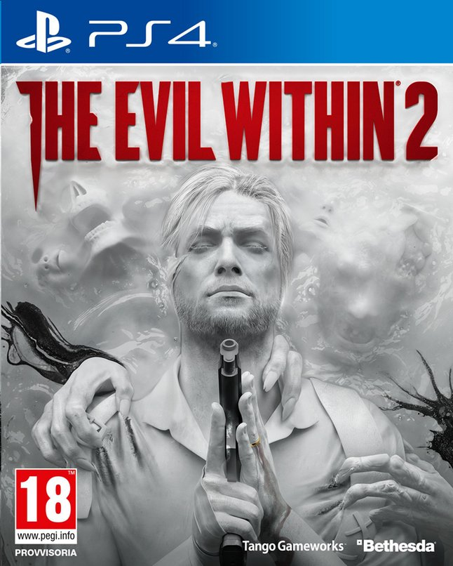 Afbeelding van PS4 The Evil Within 2 ENG/FR from DreamLand
