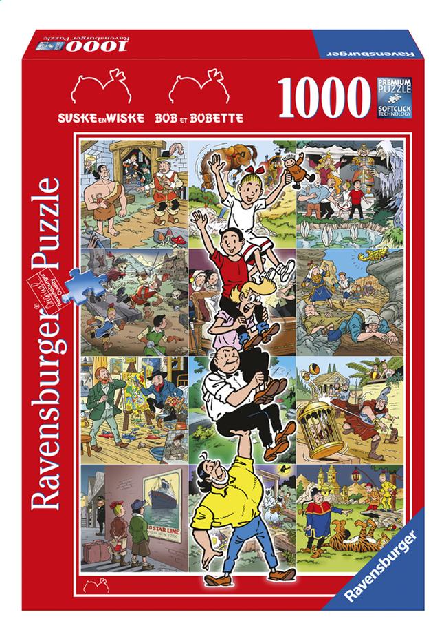 Afbeelding van Ravensburger Puzzel De avonturen van Suske en Wiske from DreamLand