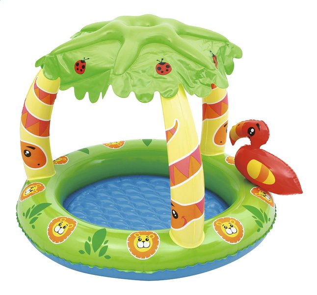 Image Pour Bestway Piscine Gonflable Pour Enfants Friendly Jungle à Partir  De DreamLand