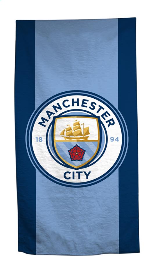 Strandlaken Manchester City B 70 x L 140 cm