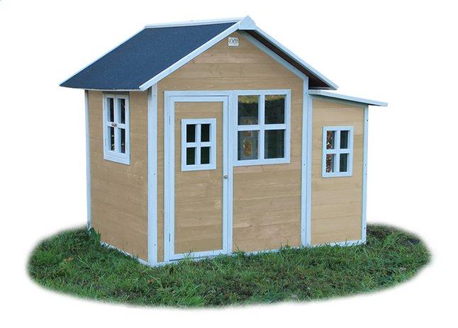 Afbeelding van EXIT houten speelhuisje Loft 150 naturel from DreamLand