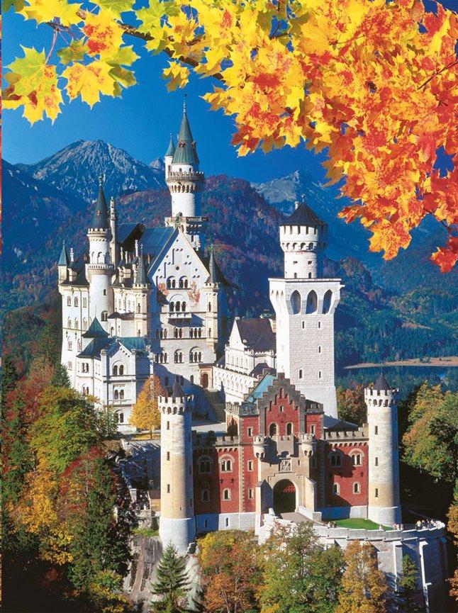 Image pour Ravensburger puzzle Neuschwanstein en Automne à partir de DreamLand