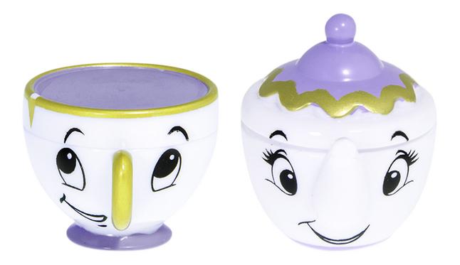 Lippenbalsem Disney Belle en het Beest - 2 stuks