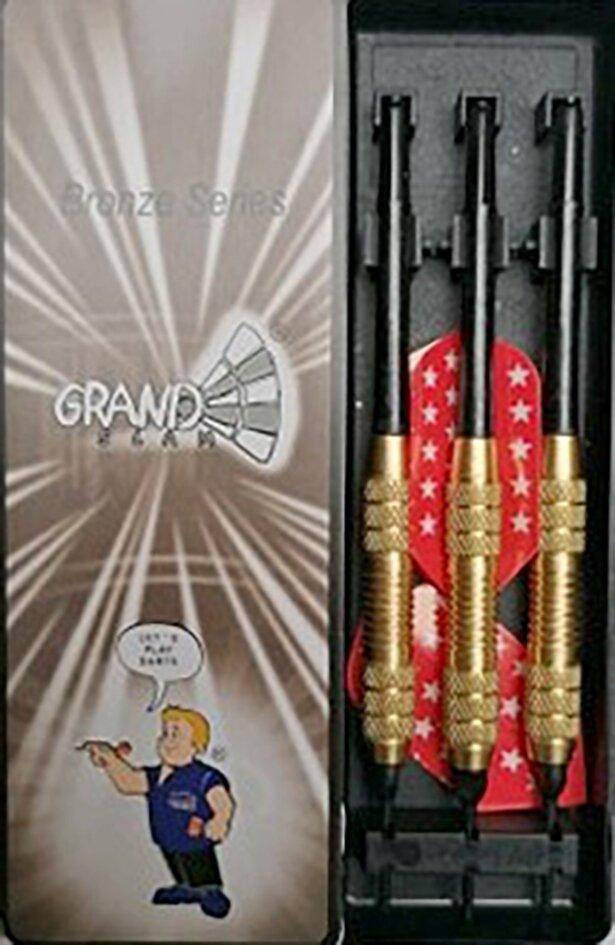 Dartspijltje Brass Bronze Series - 3 stuks