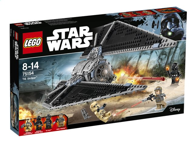 Afbeelding van LEGO Star Wars 75154 TIE Striker from DreamLand