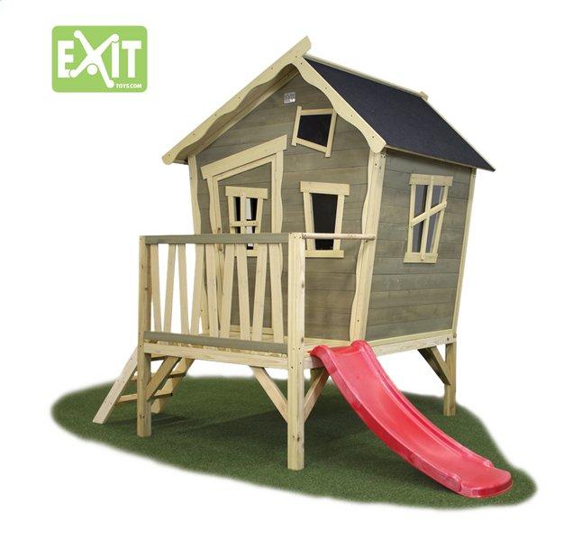 Afbeelding van EXIT houten speelhuisje Crooky 300 from DreamLand