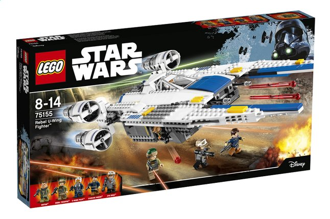 Afbeelding van LEGO Star Wars 75155 Rebel U-Wing Fighter from DreamLand