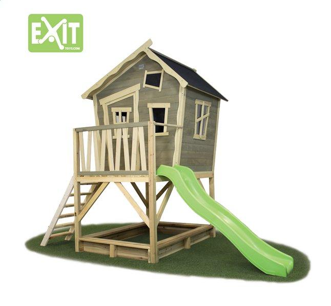 Afbeelding van EXIT houten speelhuisje Crooky 500 from DreamLand