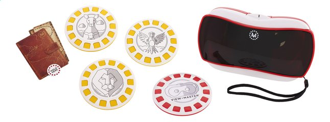 Image pour View-Master Virtual Reality Starter Pack + Experience Pack Dierenwereld NL à partir de DreamLand