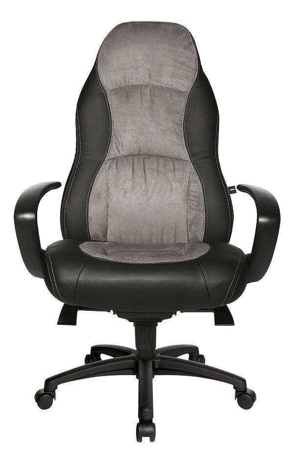 Topstar bureaustoel Speed Chair zwart/grijs