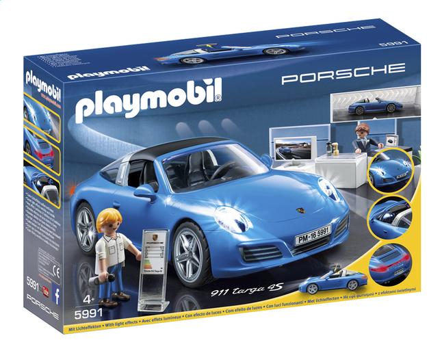 Image pour Playmobil Porsche 5991 Porsche 911 Targa 4S à partir de DreamLand