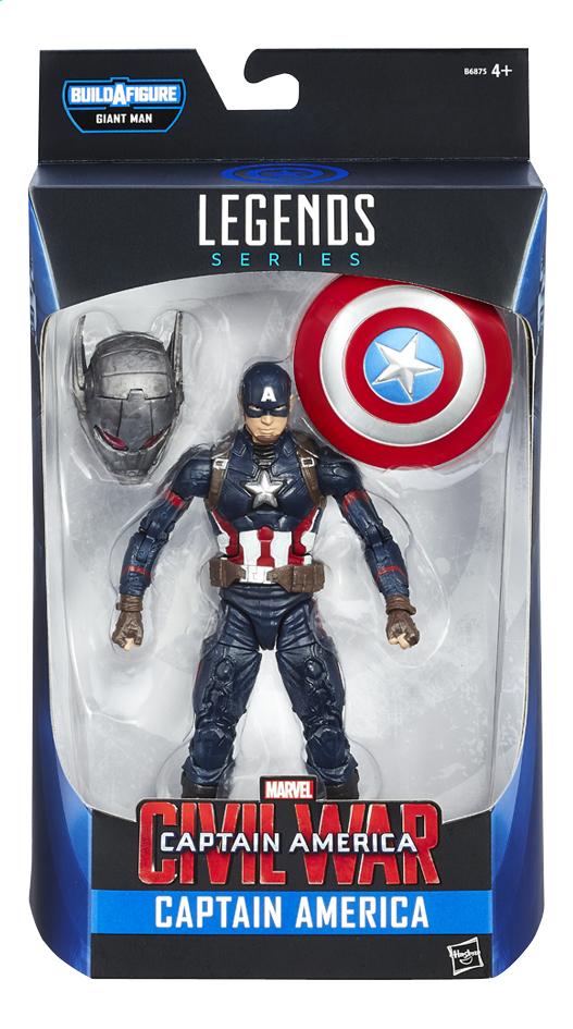 Afbeelding van Figuur Captain America: Civil War Legends Series Captain America from DreamLand