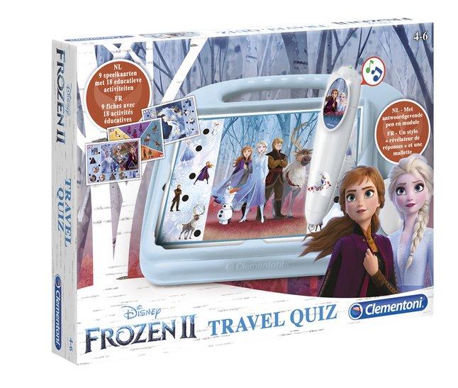 Travel Quiz Disney Frozen II