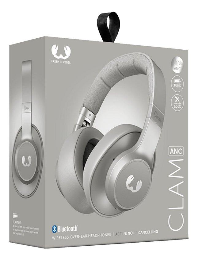 Image pour Fresh 'n Rebel casque Bluetooth CLAM ANC Ice Grey à partir de DreamLand