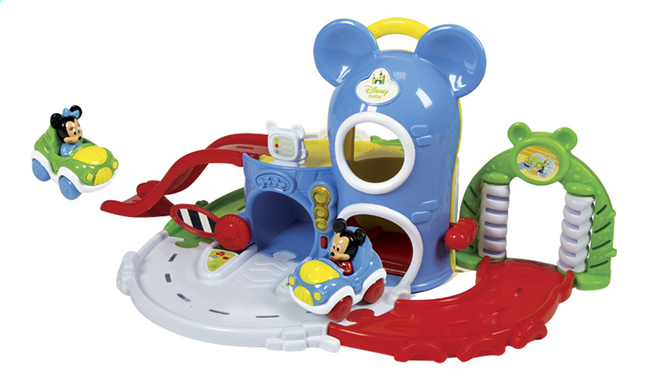 Afbeelding van Clementoni Disney Baby Mickey Fun Garage from DreamLand