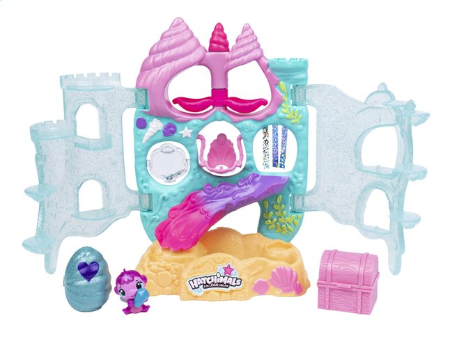 Afbeelding van Speelset Hatchimals ColleGGtibles Coral Castle from DreamLand