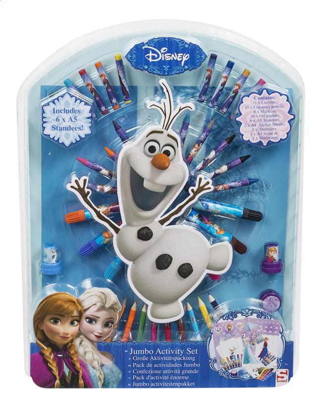 Afbeelding van Disney Frozen Jumbo activiteitenpakket from DreamLand