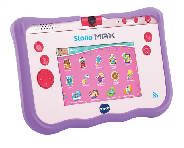 Afbeelding van VTech siliconen beschermhoes Storio MAX paars from DreamLand