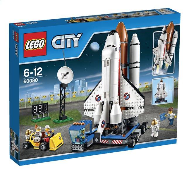 Afbeelding van LEGO City 60080 Lanceerbasis from DreamLand