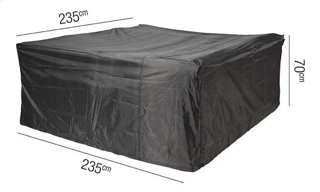 Afbeelding van AeroCover beschermhoes voor loungeset L 235 x B 235 x H 70 cm polyester from DreamLand