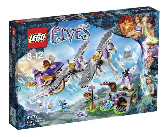 Afbeelding van LEGO Elves 41077 Aira's pegasusslee from DreamLand